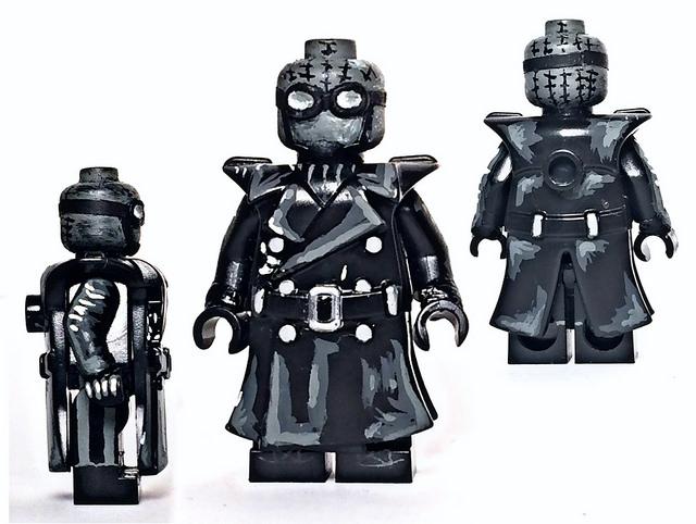 Lego Spiderman Malvorlagen Star Wars 1 Lego Spiderman: Custom LEGO Minifigure Of The Week