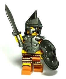 Hoplite Custom Lego Weapons