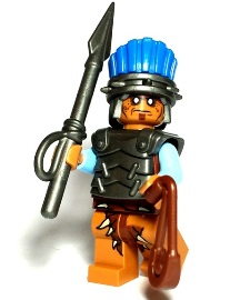 Philistine Custom Lego Weapons