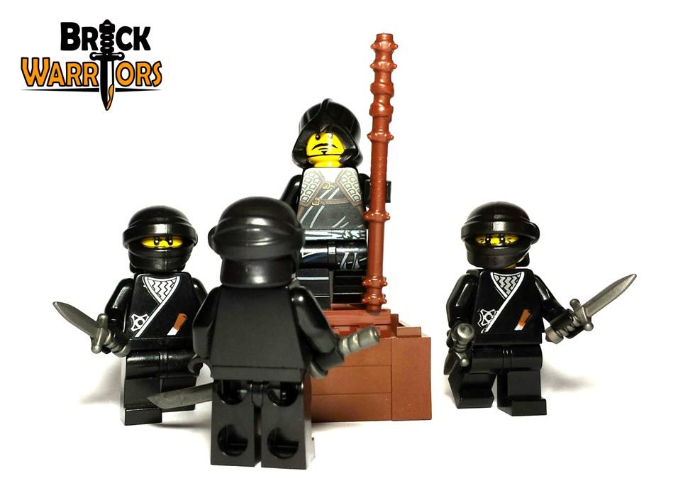 So You Want to be a Ninja? - New Custom Lego Accessories Coming Soon ...