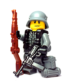 Germany WW2 Custom Lego Guns