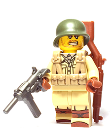 USA WW2 Custom Lego Guns