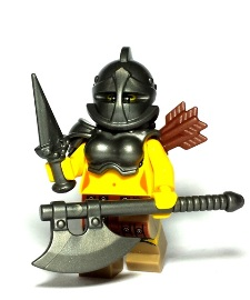 Secutor Custom Lego Weapons