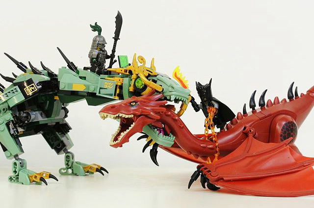 lego moc of the week the samurai life by shu chung brickwarriors