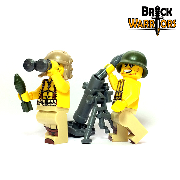 Custom LEGO Accessory Spotlight - Binoculars