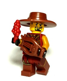 Bard Custom Lego Weapons