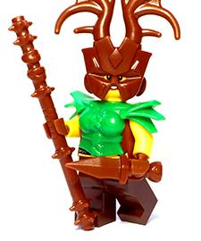 DruidCustom Lego Weapons