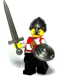Light Infantry Custom Lego Weapons