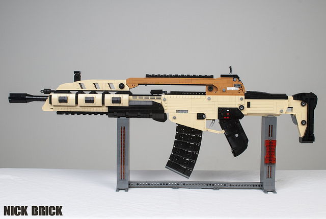 LEGO Gun of the Week - M8A1 - Call of Duty: Black Ops II by
