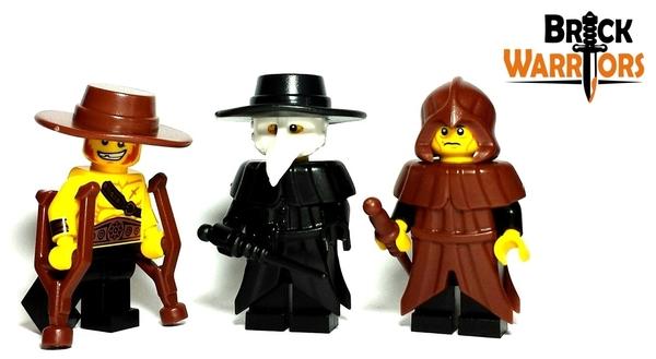 Custom Lego Armor Spotlight Plague Doctor Coat Brickwarriors