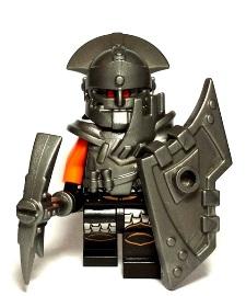 Orc Custom Lego Weapons