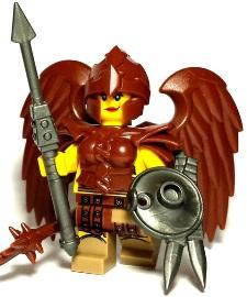 Harpy Custom Lego Weapons