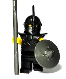 Thrall Custom Lego Weapons
