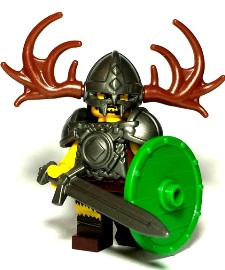 Vikings Custom Lego Weapons