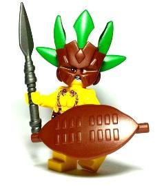 Islanders Custom Lego Weapons