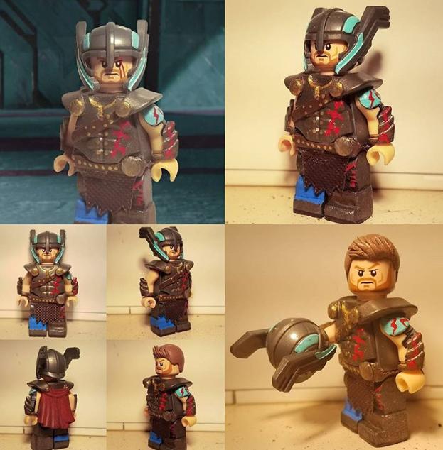 Joblot Lego Assorted Minifigure Short Legs x 4 Bulk Bundle Spare Parts